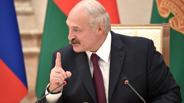Лукашенко отвесил шутку в адрес Байдена: