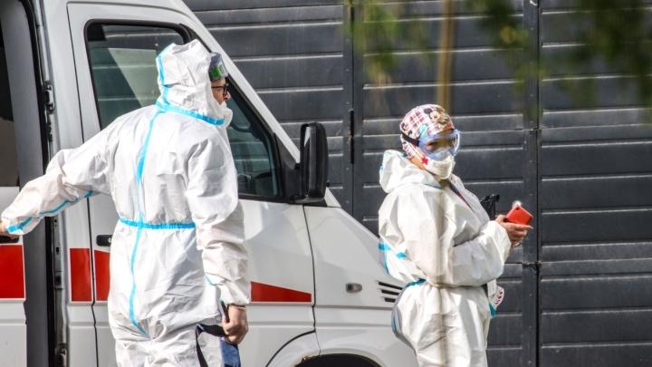 Еще 206 кузбассовцев заболели коронавирусом, 4 человека умерли
