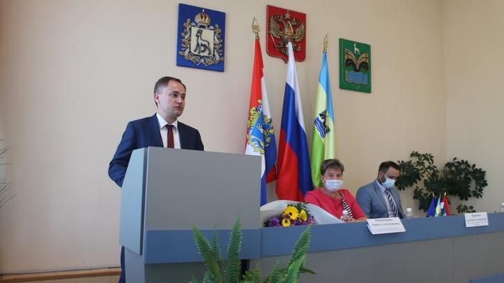 Назначен глава Красноярского района Самарской области