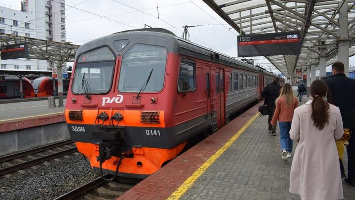 По выходным из Нижнего Новгорода в Урень и обратно будут ходить ускоренные электрички
