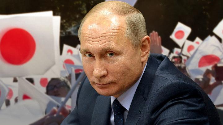Россия и Путин глазами японцев