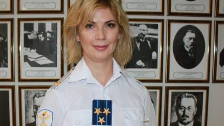 В Самаре бывшая высокопоставленная сотрудница МВД Рабинович обжалует приговор
