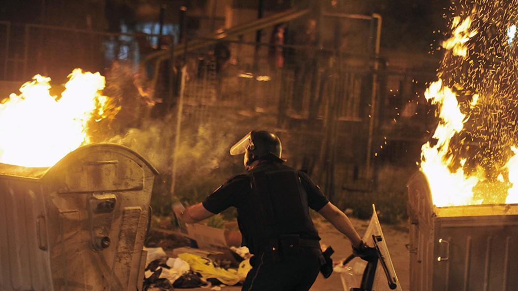 Ситуация в Македонии может поджечь Балканы