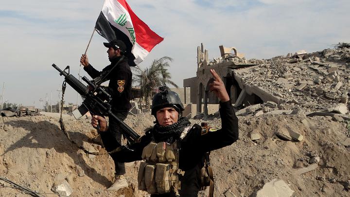 Иракская армия штурмует Фаллуджу