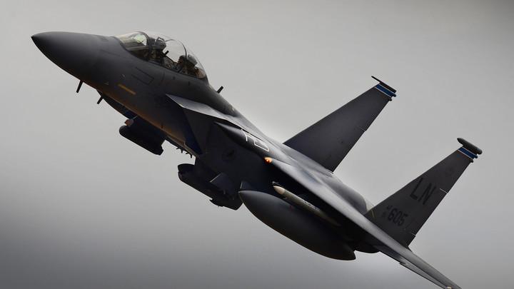 Пентагон отказался признать удары фосфорными бомбами под Дейр-эз-Зором