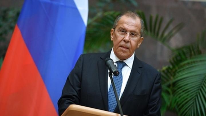 Лавров назвал того, кто вычеркнул решающий пункт о мире в Донбассе