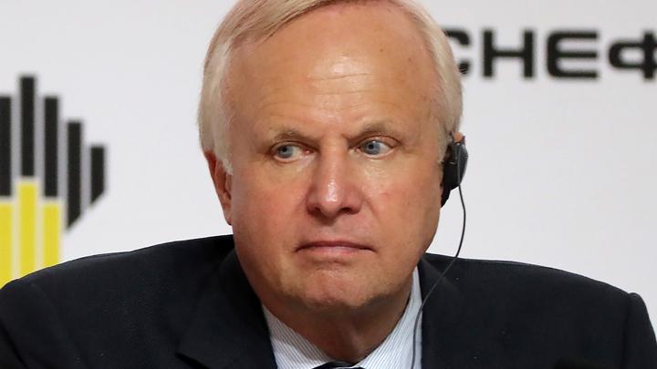 Экс-глава BP заявил об огромном потенциале нефтегазовой отрасли России
