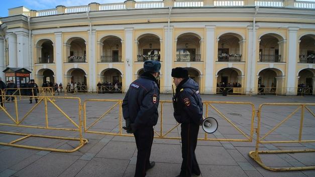 Американские фанатики в Санкт-Петербурге пытались «вразумить» Путина