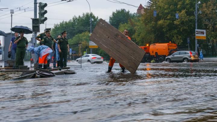 Приморье во власти стихии: Уссурийск и несколько сел затоплены