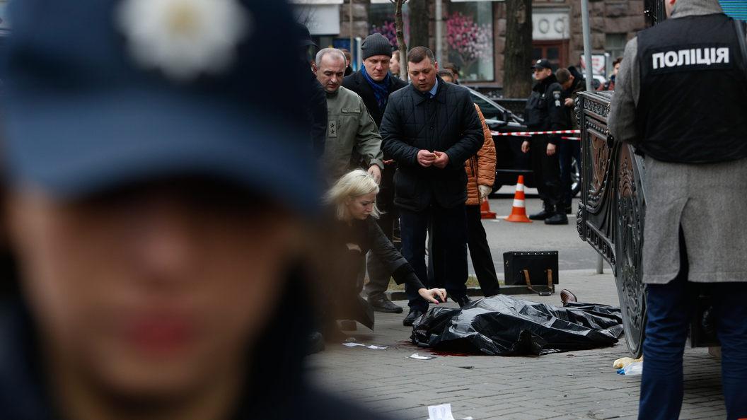 На Украине задержаны подозреваемые в убийстве экс-депутата Вороненкова