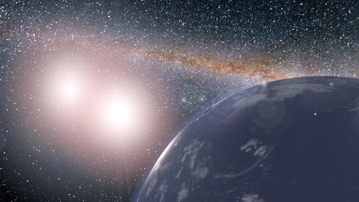 Ученые нашли на камерах МКС момент взлета НЛО