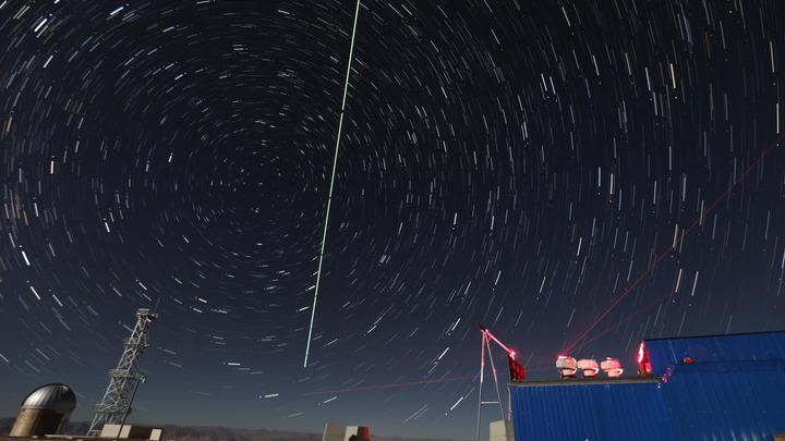 Ученые нашли звезду с комнатной температурой