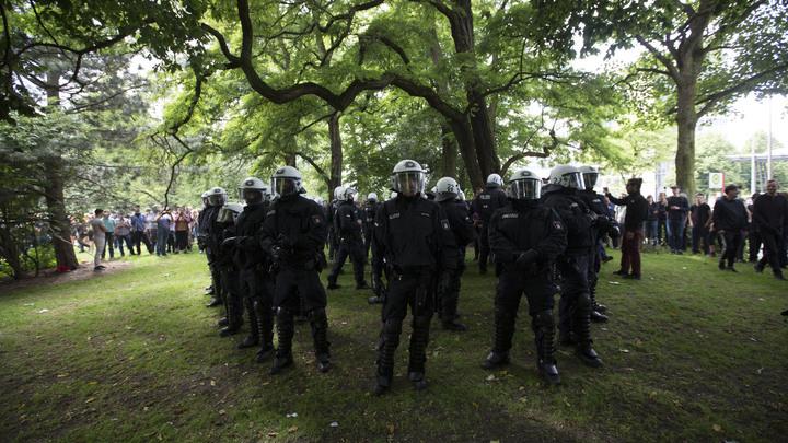 Граждан России, арестованных в Гамбурге, могут посадить на 6 месяцев