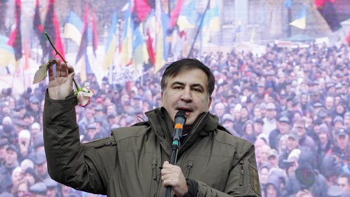Подглядел у Навального: Саакашвили шантажирует Порошенко маршем миллионов