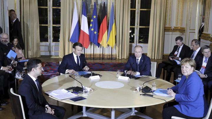 Шанс вместо ничьей Зеленского? Очередная нормандская встреча подтверждена Кремлём