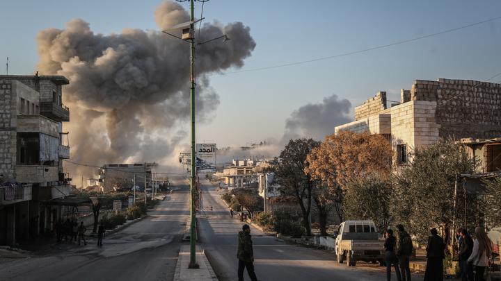 Блокпост закрыт: Американскую колонну броневиков развернули обратно сирийские военные