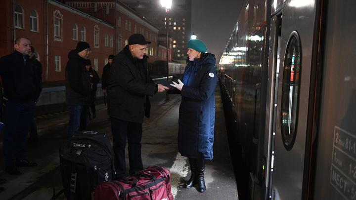 Поезд пришёл пустой: Пассажиров из Китая высадили из состава на границе с Россией