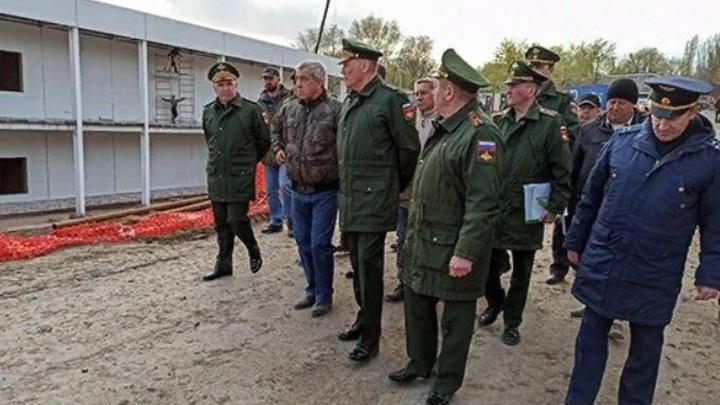 Круче китайцев: В Ростове-на-Дону завершается строительство военного инфекционного госпиталя