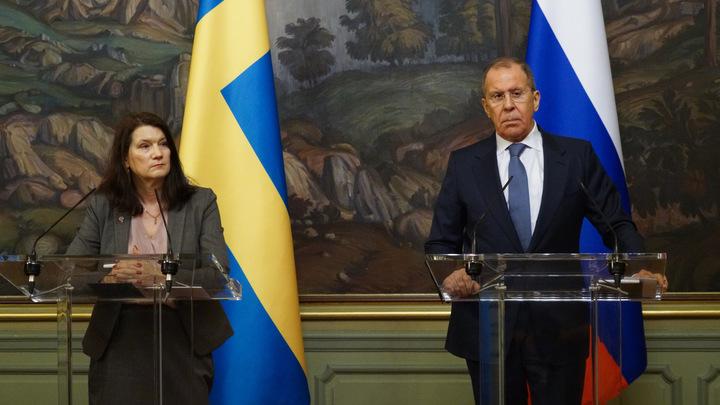 Этот храбрый, выносливый народ нужно срочно обложить санкциями: Шведская журналистка - о России