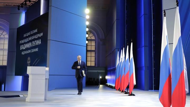 Как Запад отреагирует на послание Путина: Свой прогноз дал депутат из Петербурга