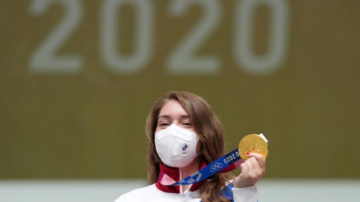 Медальный зачёт Олимпиады: русские пополняют копилку