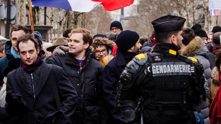 Франция предлагает коренным образом пересмотреть Шенгенскую систему и создать общую полицию
