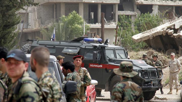 После убийства американцами ребёнка русские берут ситуацию в Сирии под свой контроль