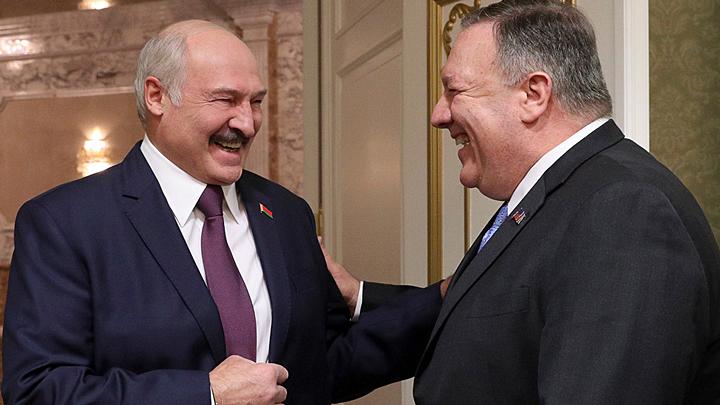 Лукашенко пытался нагнуть Россию, но запустил майдан