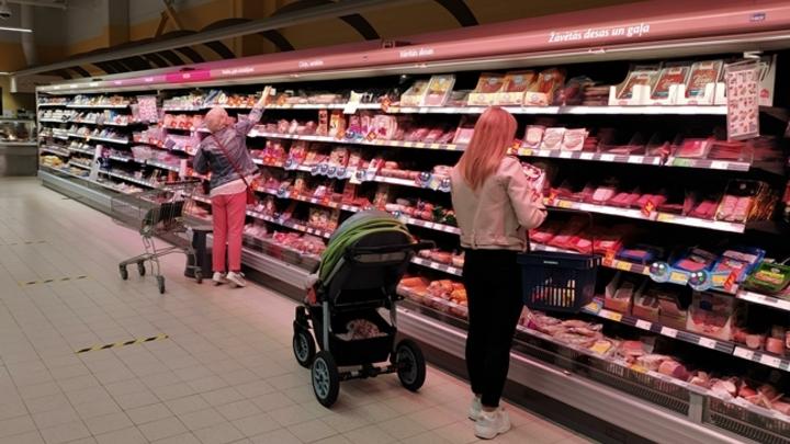 Цены на продукты в Кузбассе выросли в первую неделю июня