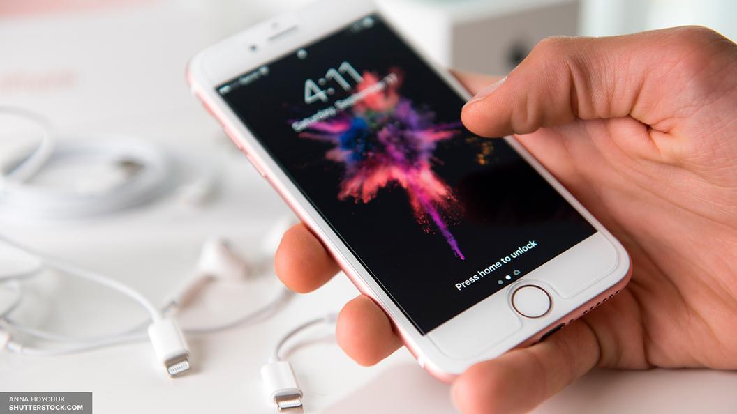Apple дала согласие чинить iPhone в РФ