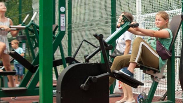 В Ивановской области оборудовали 14 спортивных площадок при школах