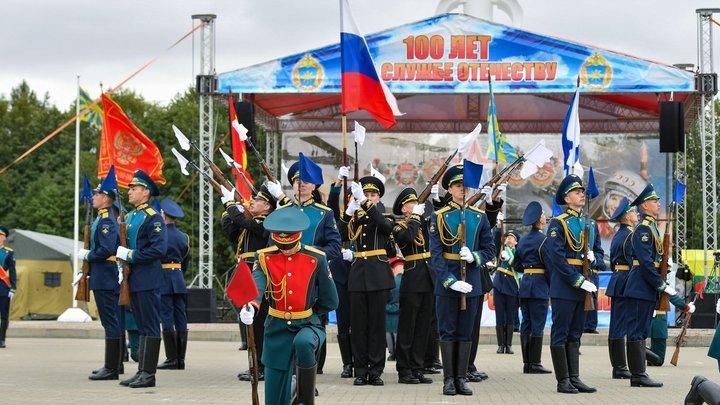 В Троицке на концерте детям запретили петь песню Мы — русские, с нами Бог