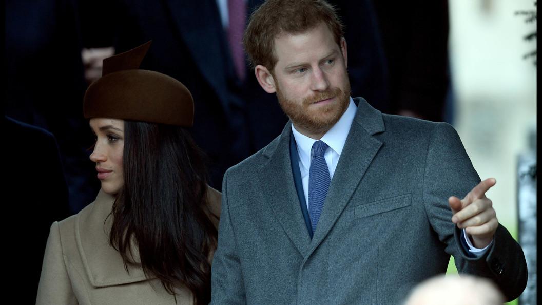 Невеста принца Гарри Меган Маркл вполне может стать следующей девушкой Бонда