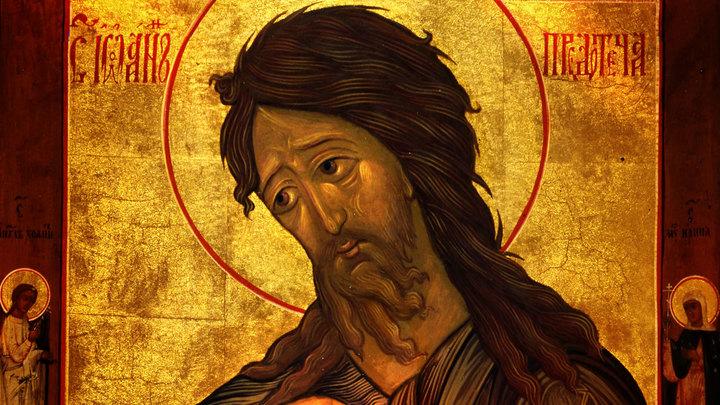 Протоиерей Андрей Ткачев о Рождестве Иоанна Предтечи