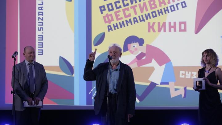 Названы победители Суздальского фестиваля мультипликации