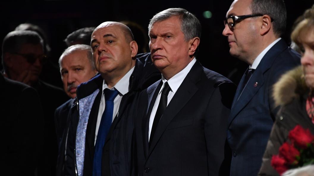 Путин призвал Сечина выработать новейшую стратегию «Роснефти»