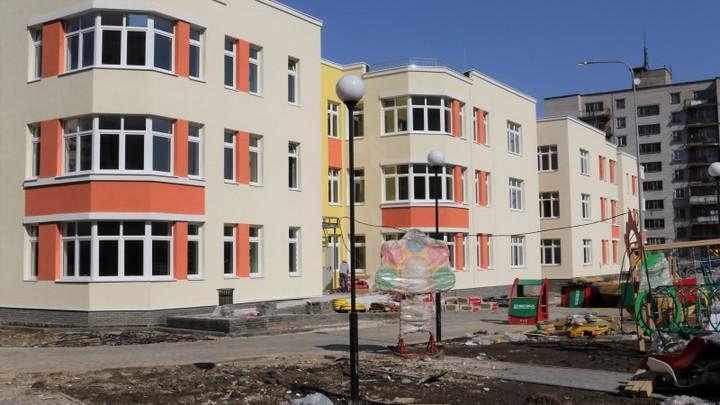 На достройку девяти нижегородских детсадов необходимо 300 млн рублей