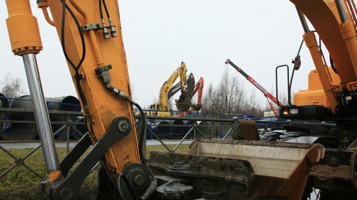 В разгар осенних холодов в одном из районов Екатеринбурга отключили горячую воду