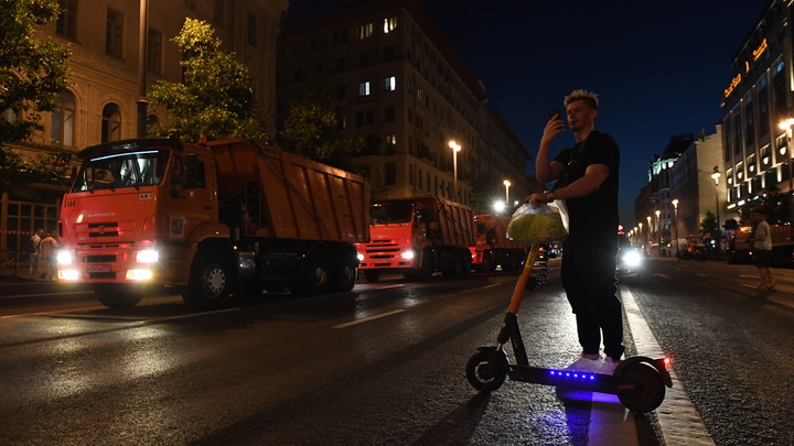 Кикшеринг закрывает сезон в Екатеринбурге: когда исчезнут все арендные самокаты