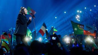 Победителю Евровидения-2017 заменили сердце