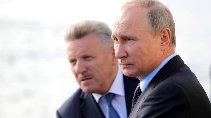 Путин оценил количество зарубежных наблюдателей на военных учениях Запад-2017