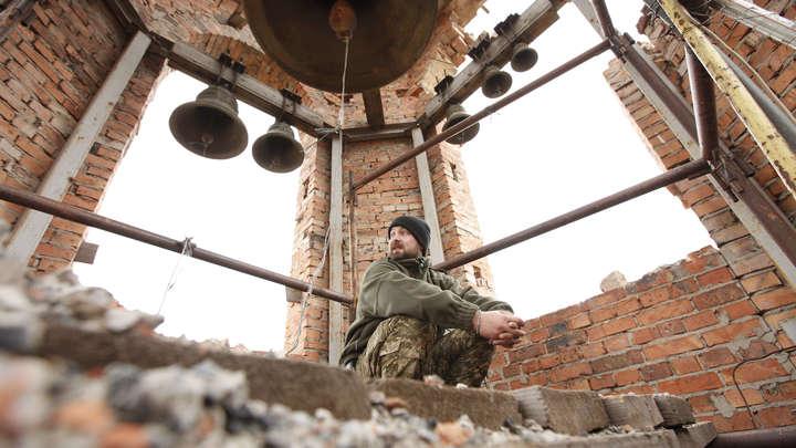 В Москве прославят украинских карателей в фильме о героях АТО