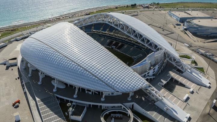 В Сочи появится футбольный клуб