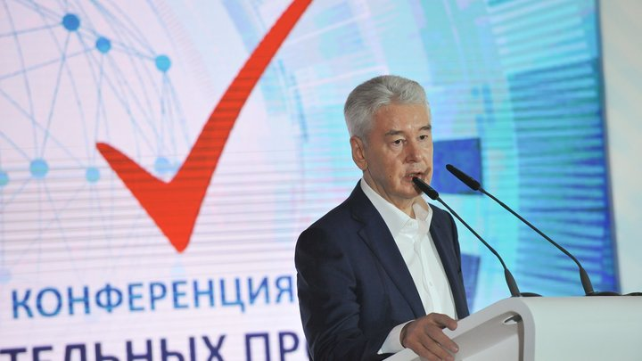 Вторая волна коронавируса не угрожает ни Москве, ни миру в целом: Собянин объяснил почему