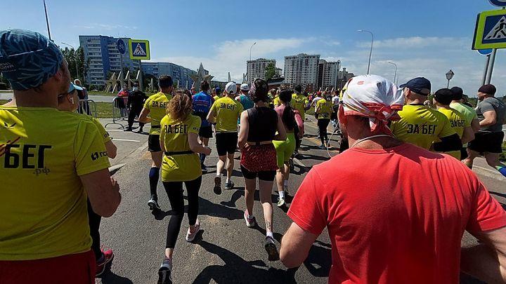 В субботу более 5000 кузбассовцев пробегут «Кросс нации»