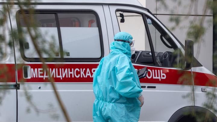 Петербург побил месячный коронавирусный рекорд