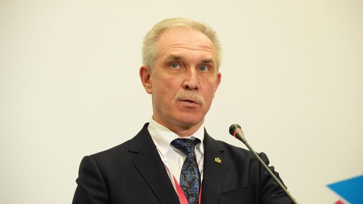 Губернатор Ульяновской области Сергей Морозов ушел в отставку: он пойдет в депутаты