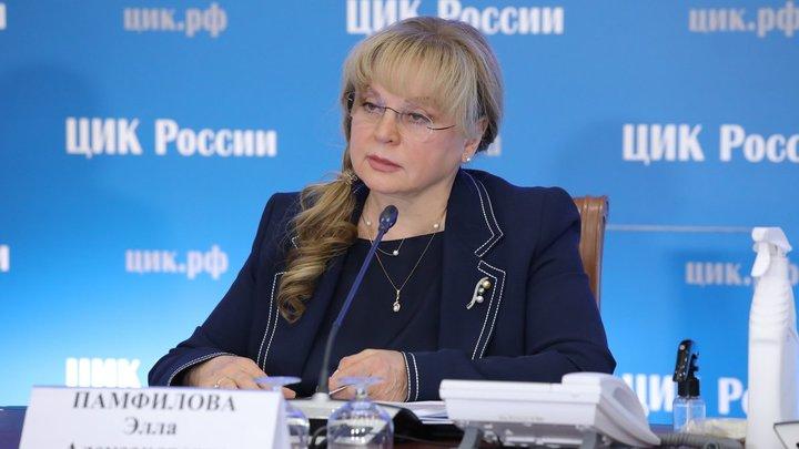 6 подозрительных участков. Панфилова грозит отменить итоги выборов в Санкт-Петербурге