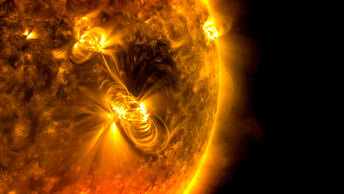 Солнечная дубинка огрела Землю