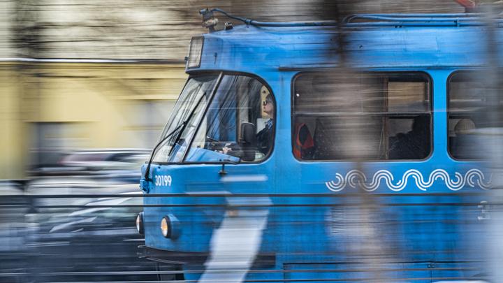 Новая трамвайная ветка в Екатеринбурге соединит линии, идущие по Ленина и Челюскинцев
